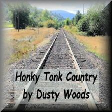 Honky-tonk country music by Dusty Woods.